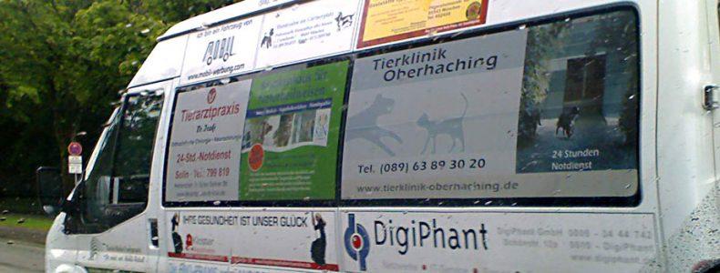DigiPhant sponsort Tierpark Hellabrunn