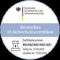 BSI-DSZ-BSZ-0003-2021